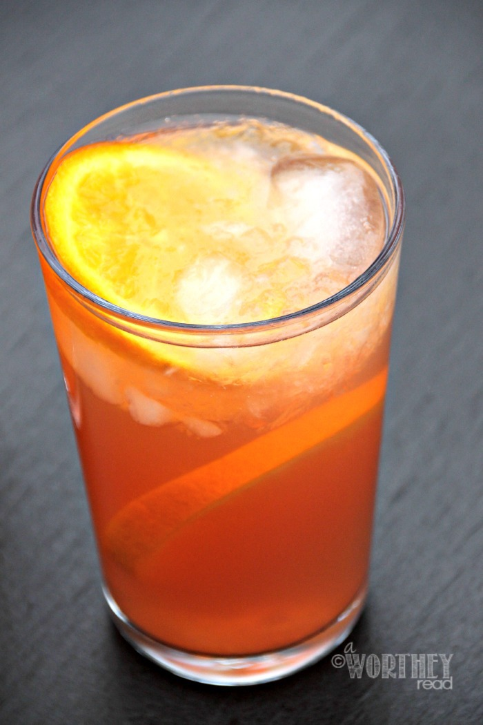Tipsy Citrus Punch | Drink Recipe