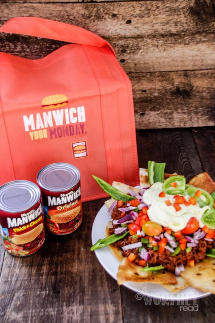 Manwich Nachos Supreme