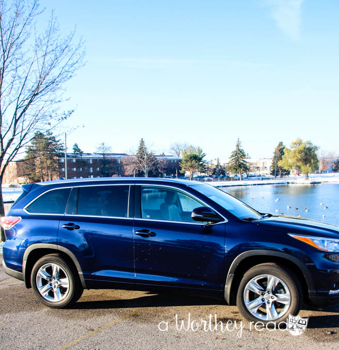 Toyota Highlander Reviews: Five Reasons The Toyota Highlander Could Be Your Car This