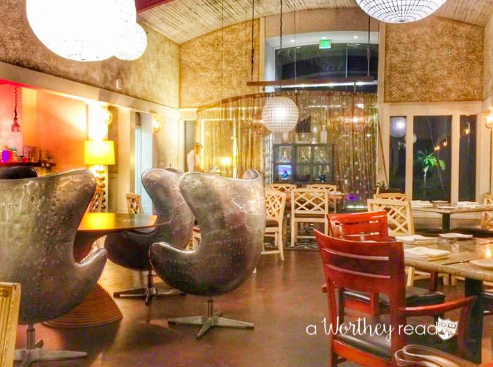 Tidal Restaurant Review