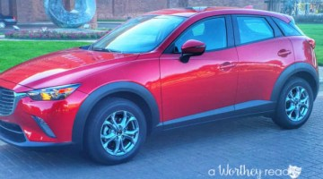 Reviews on the Mazda CX-5