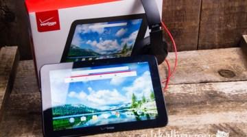 review on the Verizon Ellipsis 10