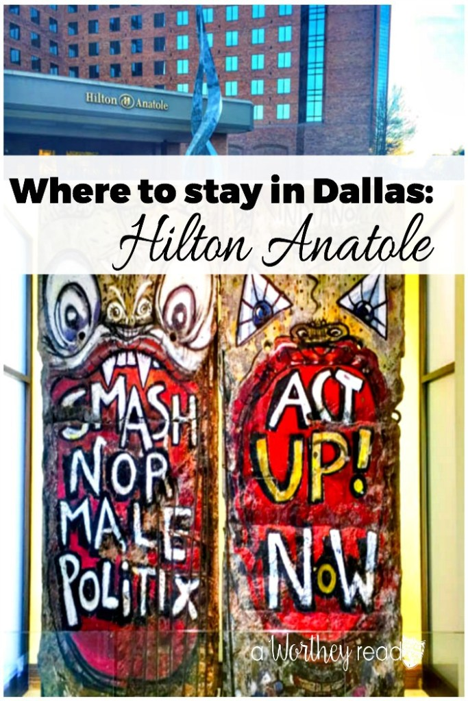 Traveling to Dallas? Here's one of the best hotels in the Dallas area: Read hotel review on the Hilton Anatole