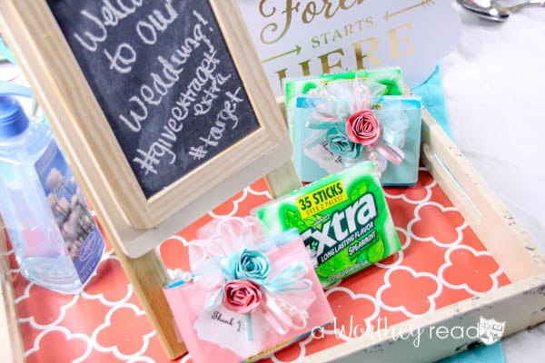 DIY Wedding Gum Holder-11