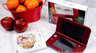 Check out the new Nintendo 3DS, plus a game review of the new Nintendo Yo-kai Watch DS Game