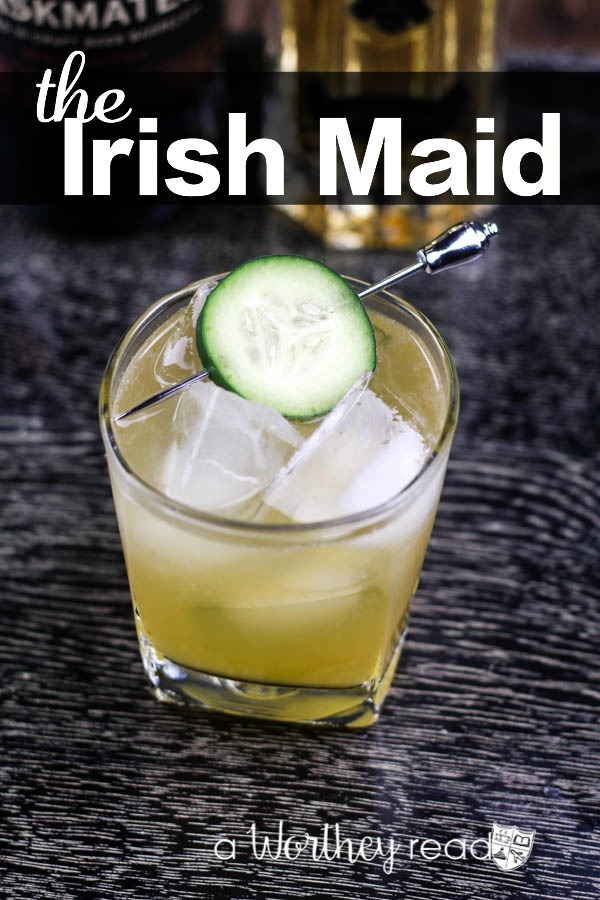 The Irish Maid: The Perfect St. Patrick's Day Cocktail