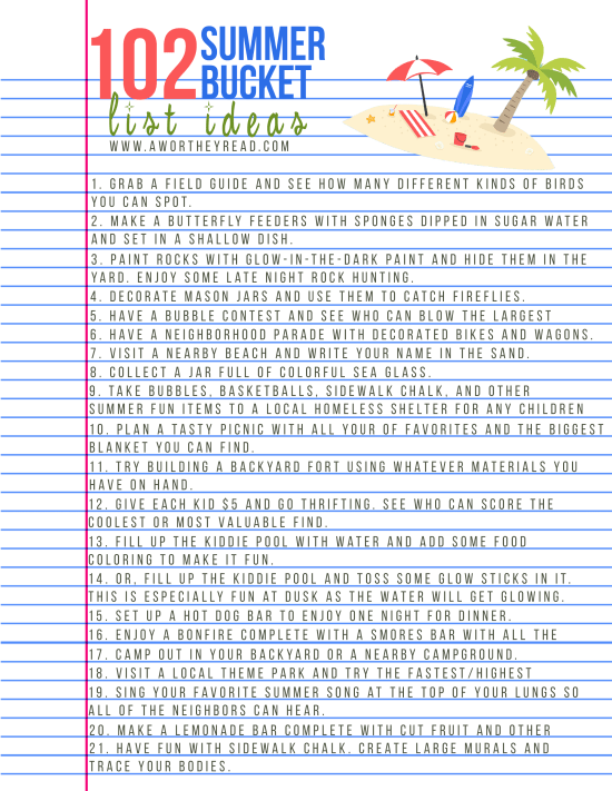 102 summer ideas page 1