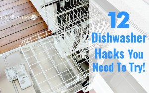 12 Dishwasher Hacks You Need To Try!