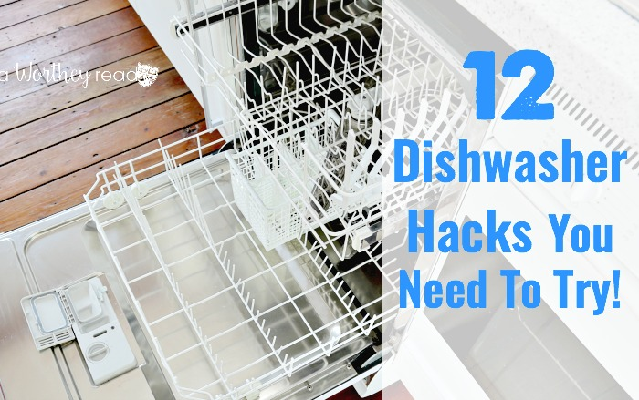12 Dishwasher Hacks
