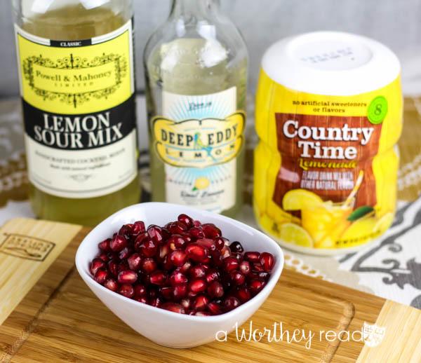 Pomegranate Lemonade-1