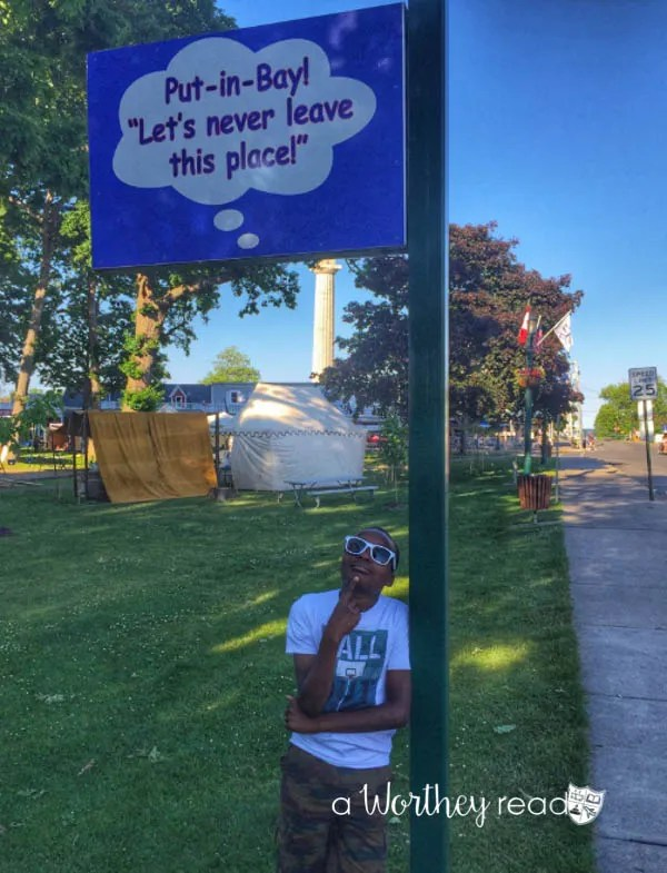 Here's a family vacation in the Midwest for families : Head to Ohio for a family vacation. There are a ton of things to do in the Lake Erie Shores & Island area- Put-In-Bay, Sandusky, Port Clinton. Read my tips on things to do in the Lake Erie area and plan your getaway today!