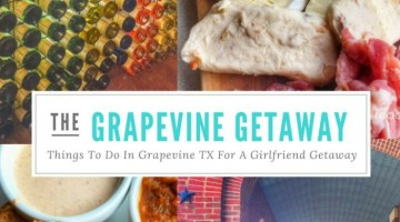 Need some girlfriend getaway ideas? Take a getaway to Grapevine Texas. Get tips on things to do in Grapevine