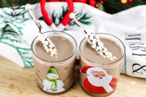 Sweater Weather Whiskey Adult Hot Chocolate