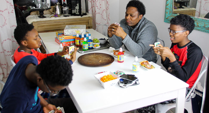 As kids grow older, they may not always want to do things with their parents. If you're struggling to find ways to engage your teens in game night, I'm sharing tips on engaging your teens. Family Game night is a great way to put down the devices and engage the whole family into connecting with each other.