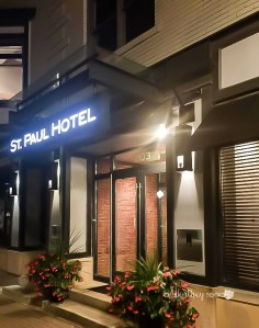 Wooster: St. Paul Hotel {luxury in a small town}