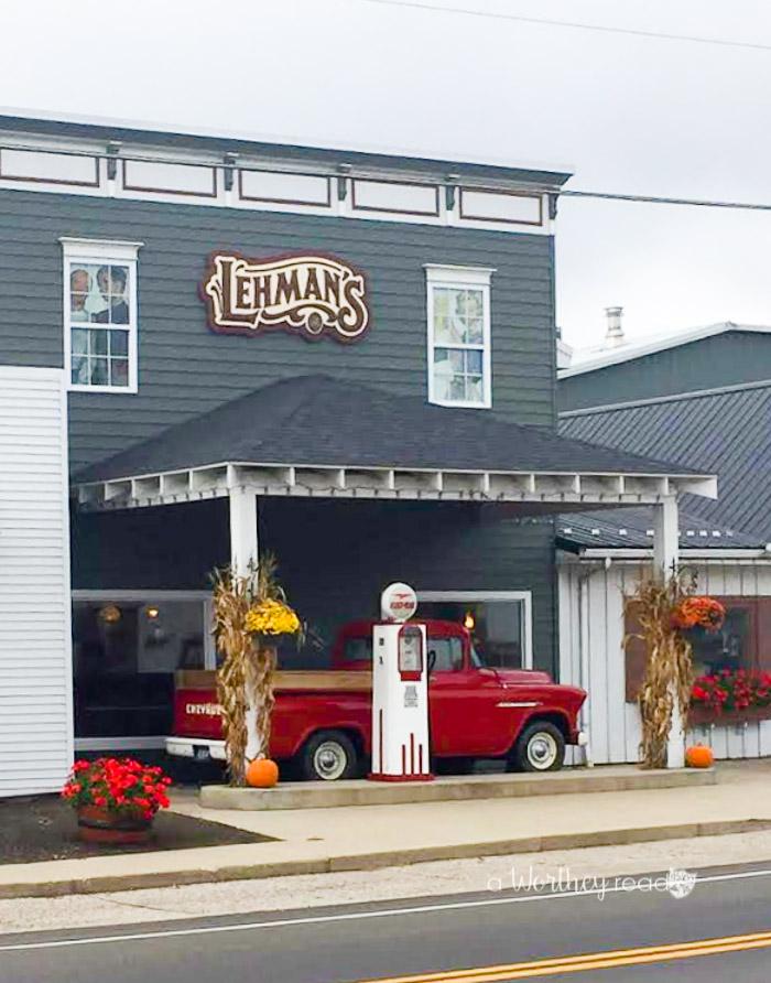 Best Attraction in Northeast Ohio-Lehman's