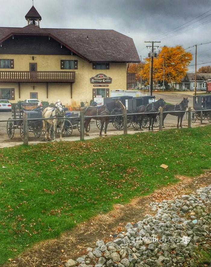 Amish Country- Lehmans- how Amish Live- Wayne Country Ohio
