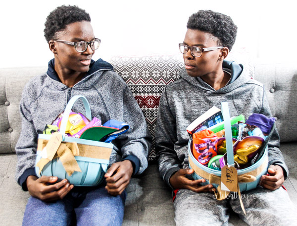 Easter basket gift ideas for teens this worthey life food its easter time ive rounded up a list of ideas your teen boys negle Choice Image