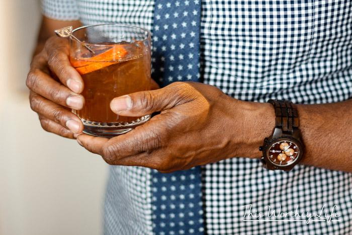Blood Orange Cocktail + JORD