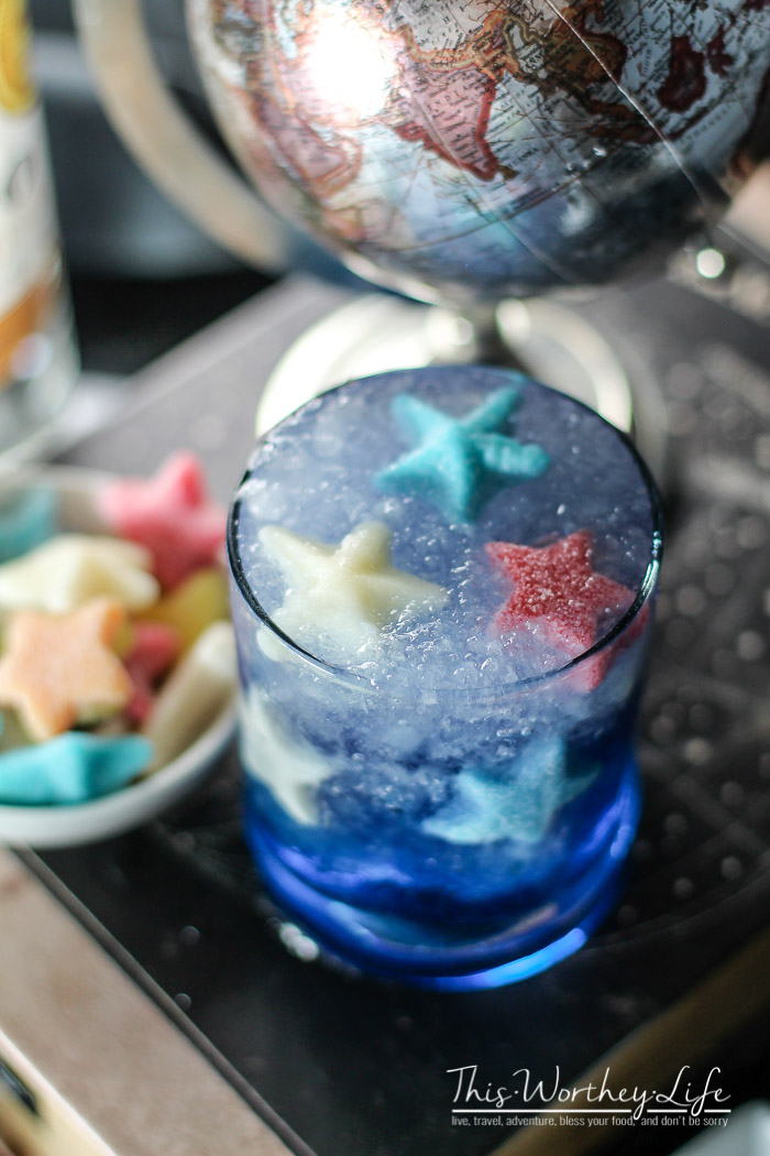 Guardians of the Galaxy: The Cosmos Cocktail