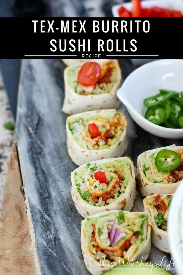 This Cinco de Mayo do it up big time with Modelo and Corona paired with our super 'lish Cinco de Mayo Tex-Mex Burrito Sushi Rolls! Perfect match!