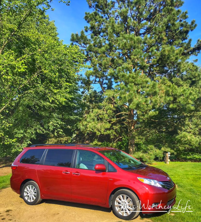 Review of the Toyota Sienna XLE AWD