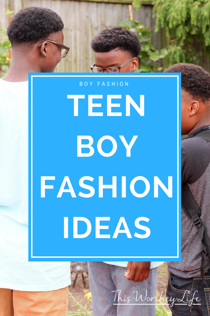 Back To School Clothes: Get ideas on what teen boys are wearing this year, plus tips on having a successful first day of school in our Teen Boy Fashion Ideas on the blog!