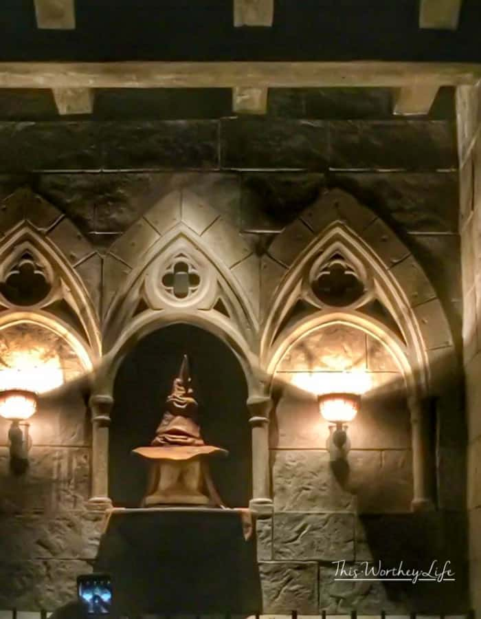 Best Harry Potter Rides
