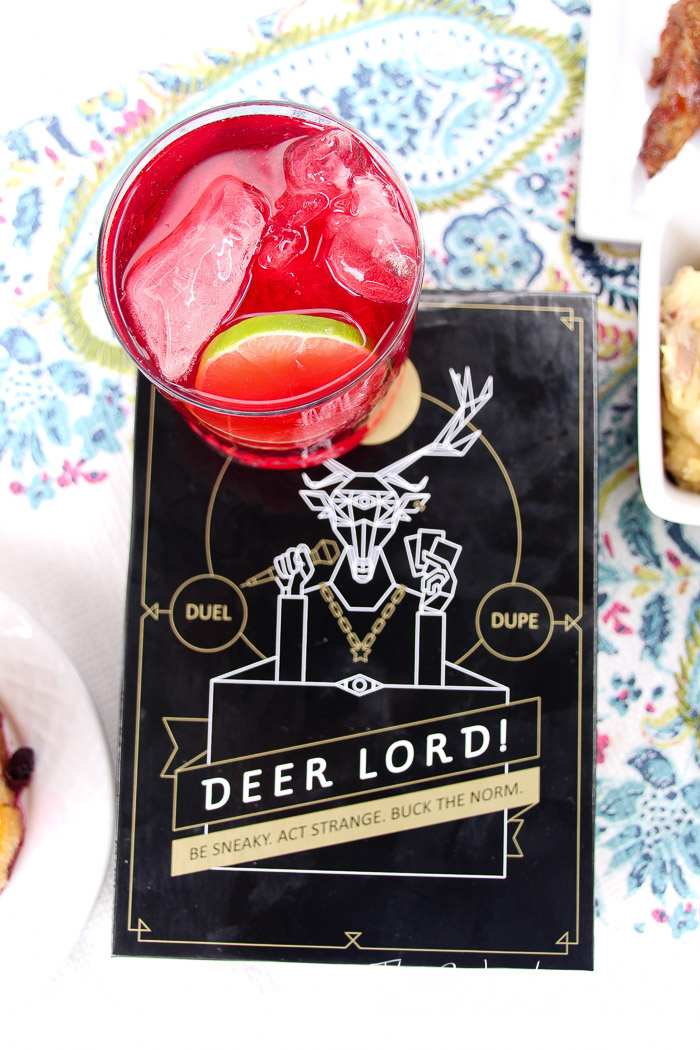 DEER LORD Party Game Review