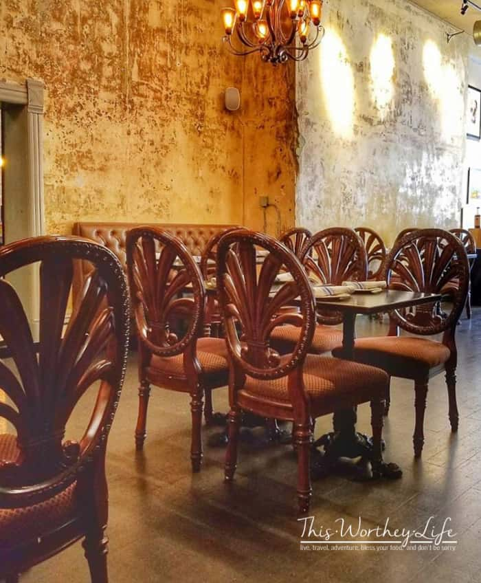 The Creole Old Town Restaurant Review