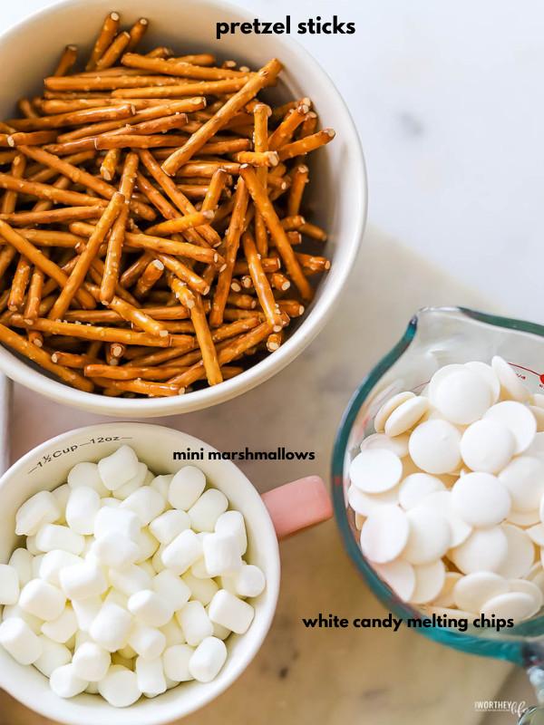 Pretzel Bones ingredient list