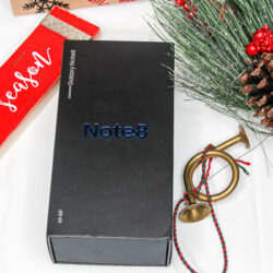 How I'm using the Samsung Galaxy Note 8 this holiday season