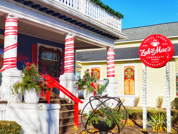 explore the best christmas towns in the midwest