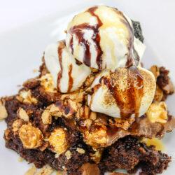 Dessert ideas using popcorn