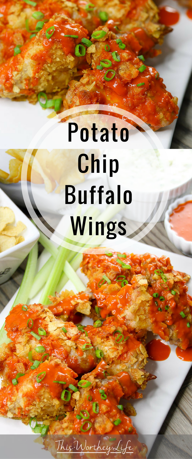 Get ready for game day with these easy appetizer recipe ideas. Try our buffalo wings with a potato chip coat, and our spinach & artichoke dip with cheesy toasted pretzel pieces. Both game day crowd pleasers to include in your upcoming party.