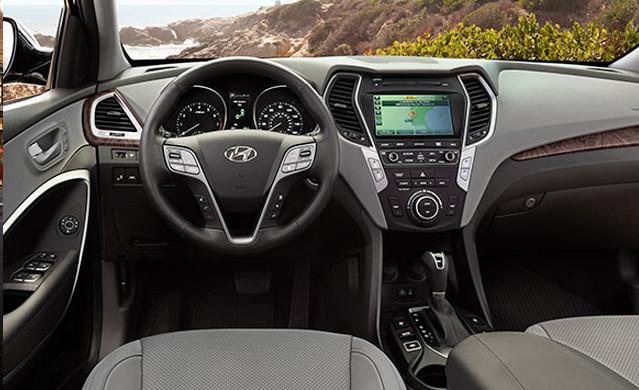 Review of the Hyundai Santa Fe 2018
