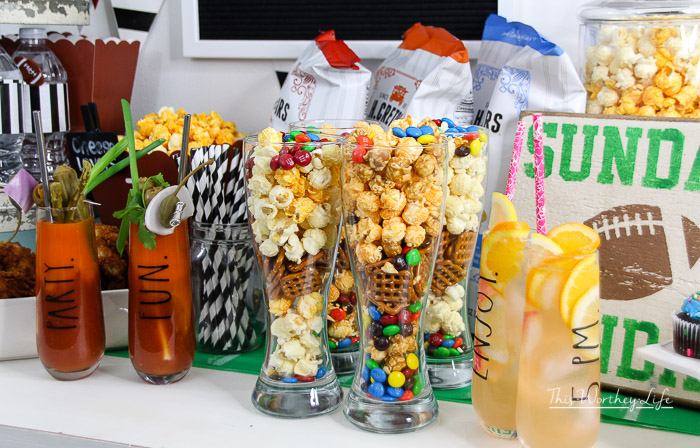 Easy Popcorn Ideas