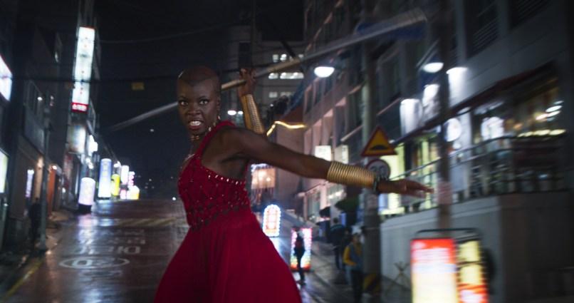 Black Panther Danai Gurira- Michonne Walking Dead