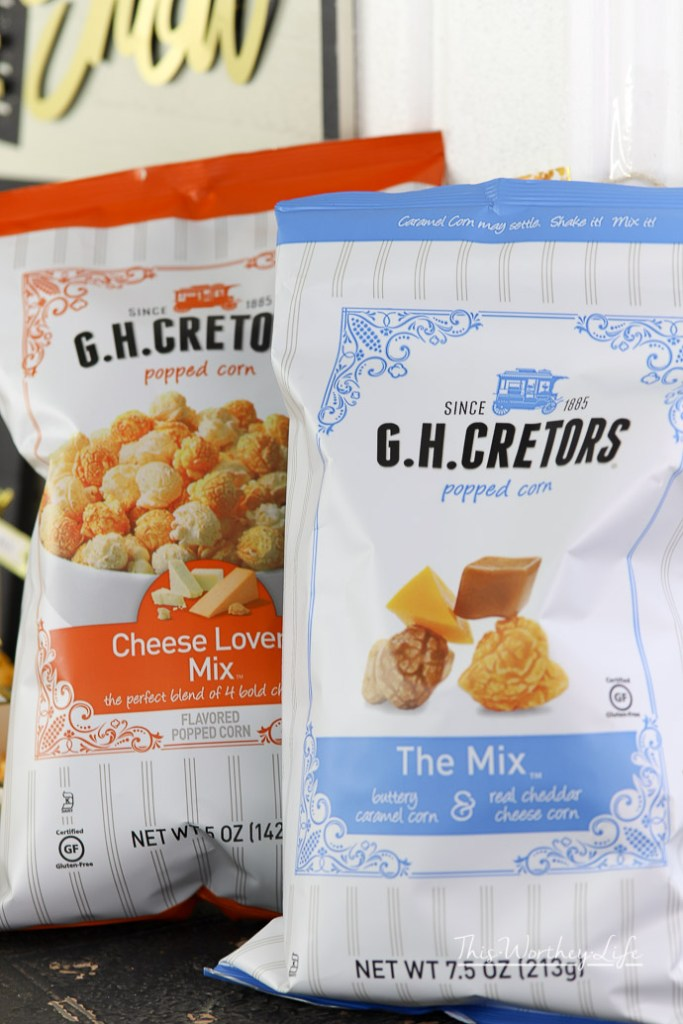 G.H.Cretors Popped Corn