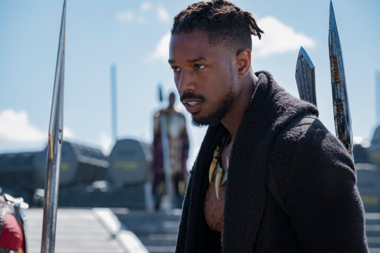 Black Panther Eye Candy