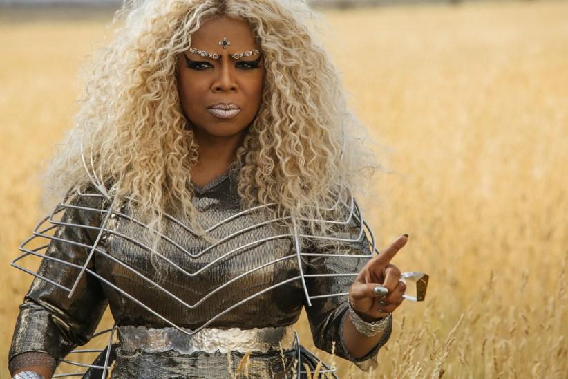 Oprah in A Wrinkle In Time Movie
