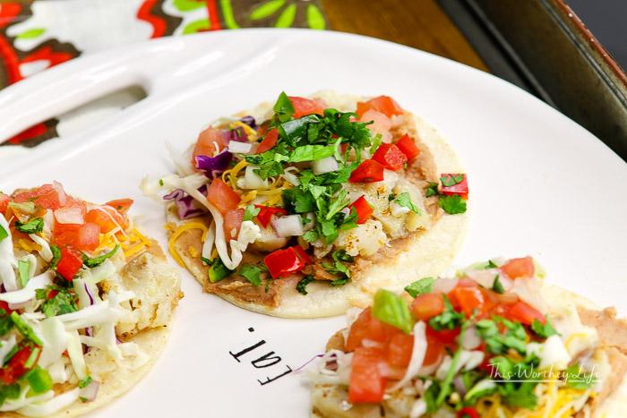 Easy Fish Taco Recipe in the Instant Pot