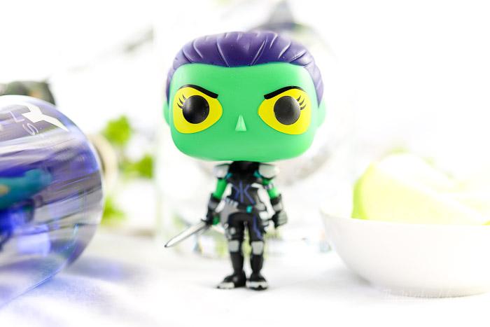 Gamora and Thanos Dialogue