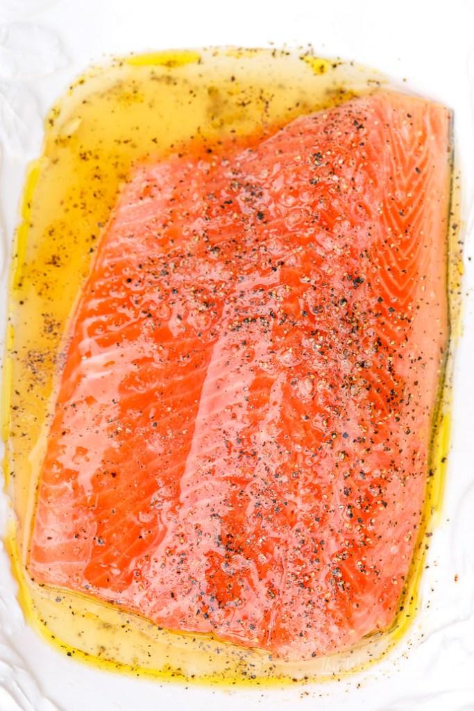 The Best Sous-Vide Salmon
