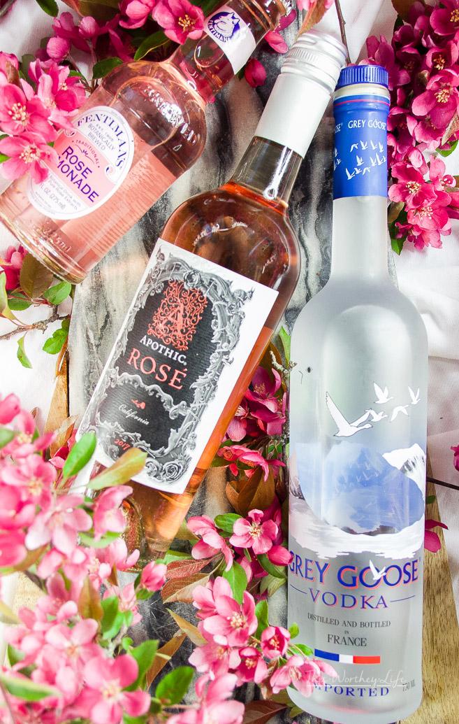 Cocktail ideas using Grey Goose Vodka