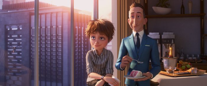 Interview with Catherine and Bob Incredibles 2