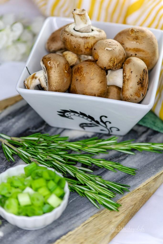 The Best Mushroom Recipe