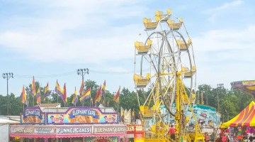 The Summer Fair Bucket List