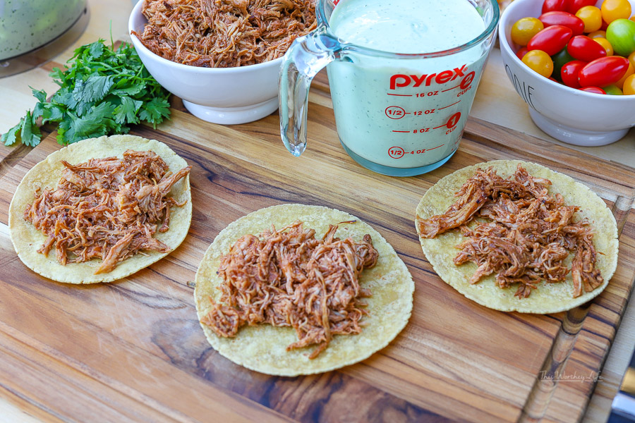The Best BBQ Tacos