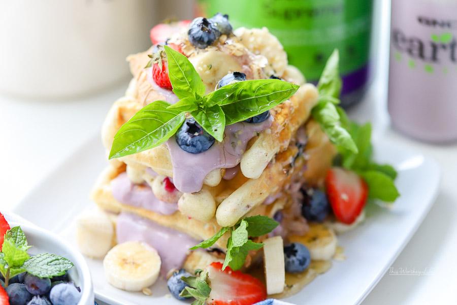 The Best Gluten Free Breakfast Waffles
